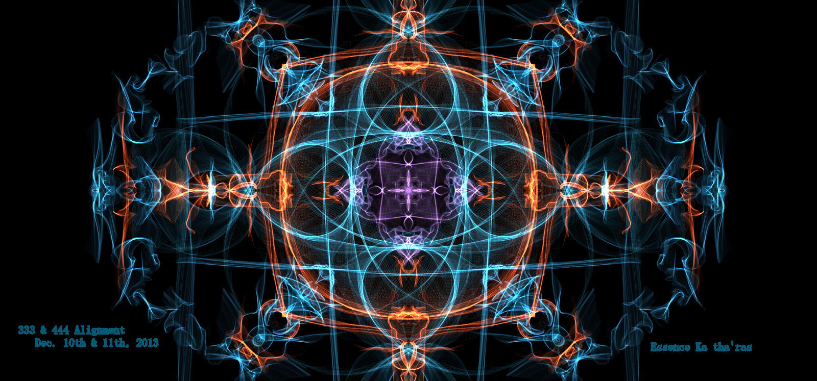 13/13 – Opening & Alignment Visuals of the 333 & 444 Gateway Portals