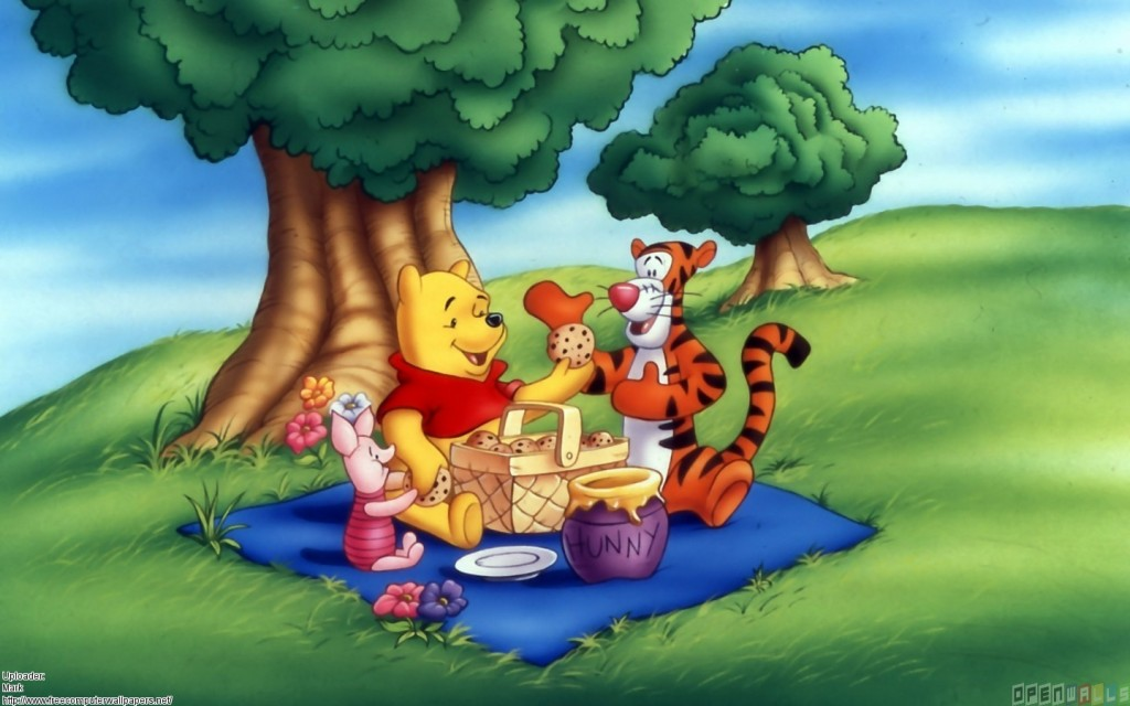 A Picnic with My Inner Child