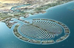 Dubai City of the United Arab Emirates