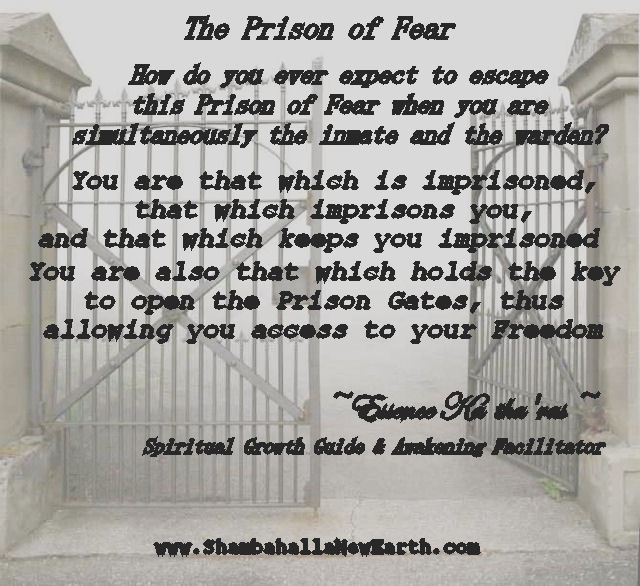 The Prison of Fear