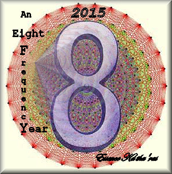 2015 - an 8 Frequency Year