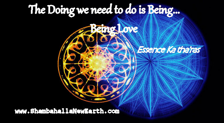 Doing - Being Love