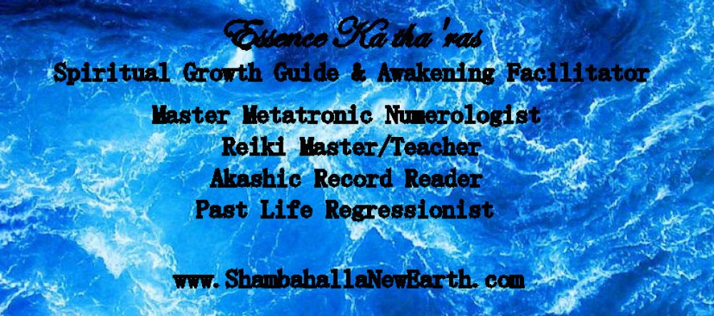 Shambahalla & New Earth