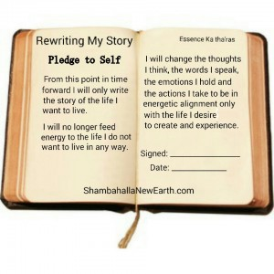 Pledge to Self