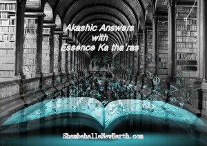 Akashic Answers with EK II